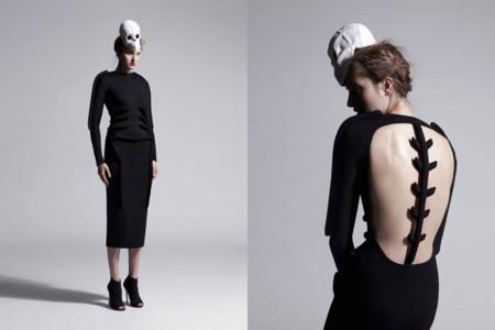 Nicolas Vaudelet Otoño-Invierno 2013/2014: moda inspirada en arte