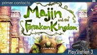 'Majin and the Forsaken Kingdom'. Primer contacto