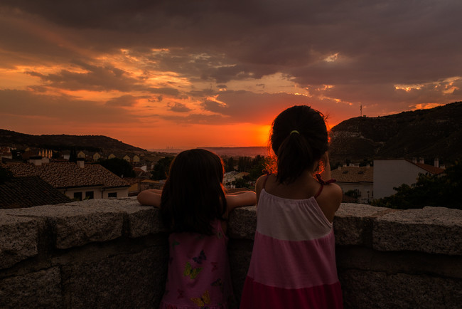 Cinco ejercicios veraniegos para mejorar como fotógrafos