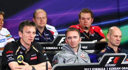 Red Bull niega que vaya a ser el próximo destino de James Allison