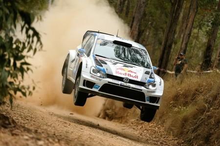 Rally de Australia 2013: Sébastien Ogier y después el resto