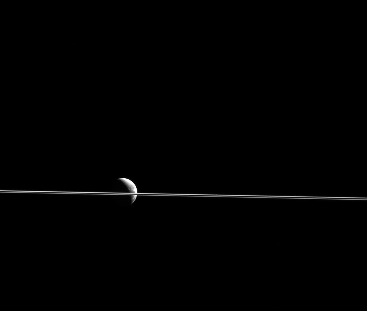 Foto de Fotografías de la misión Cassini (3/9)