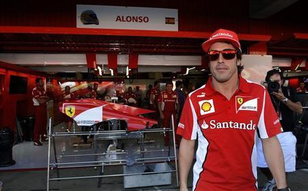 """Fernando Alonso: """"No merezco más títulos de los que tengo"""""""