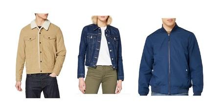 Ofertas en cazadoras y chaquetas Levi's para hombre y mujer por menos de 60 euros en Amazon