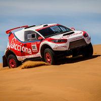 ACCIONA 100% Ecopowered: Un coche de rally 100% eléctrico que competirá en México por primera vez