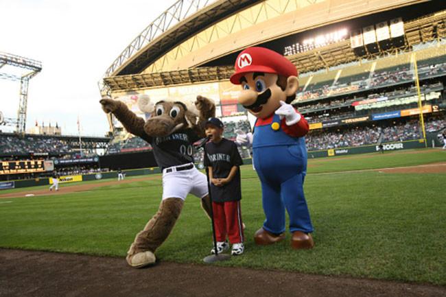 Seattle Mariners Nintendo