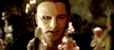 Diez máscaras de cine