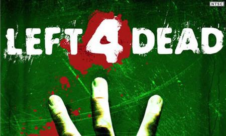 Art Cover de 'Left 4 Dead'. Terríblemente genial