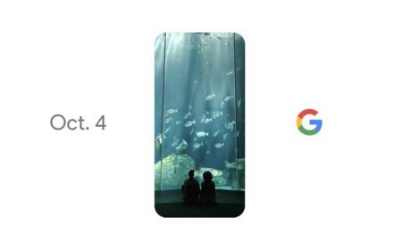 Es oficial, Google presentará nuevos productos 'Made by Google' el 4 de octubre, ¿Pixel?