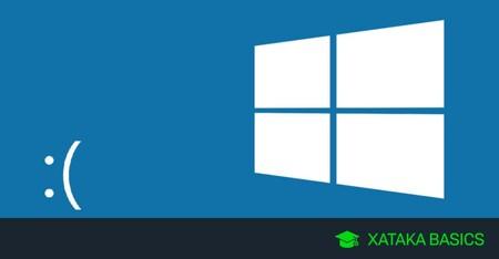 Pantalla azul en Windows: qué es, por qué te aparece y cómo solucionarlo