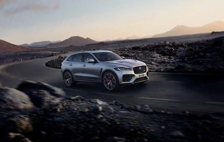 Jaguar F Pace Svr 2a