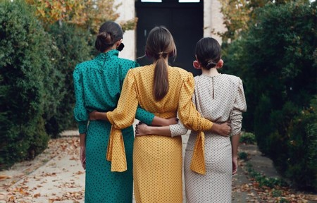 Barey es la firma de aire andaluz que visten las it girls en sus bodas de invierno (y no pasa de 250 euros)
