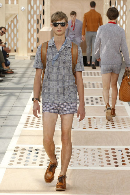 Louis Vuitton SS 2014 cuadros