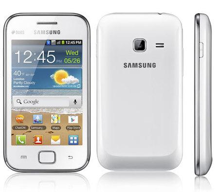 Samsung Galaxy Ace DUOS: nuevo miembro de la familia Galaxy con doble SIM