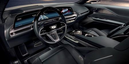 Cadillac Lyriq Interior 01