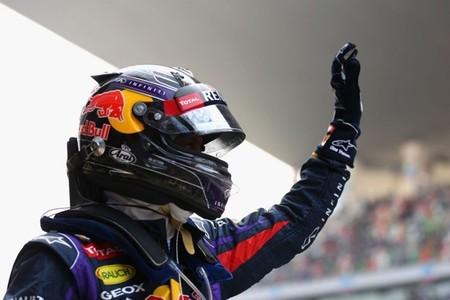 Sebastian Vettel, tetracampeón del mundo de Fórmula 1