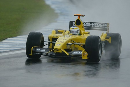 Fisichella Brasil F1 2003