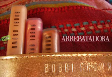 Glosses básicos de Bobbi Brown para tus besos de otoño