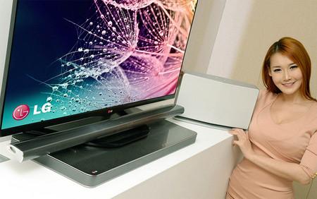 LG presume los sistemas y barras de audio que nos enseñará en el CES 2014