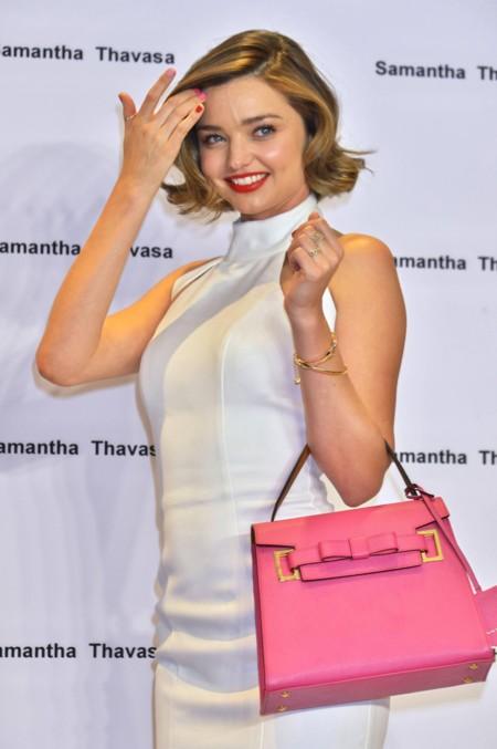 ¿Se está convirtiendo Miranda Kerr en la nueva Paris Hilton?