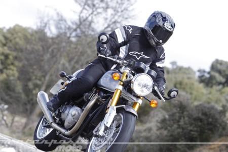 Triumph Thruxton 9