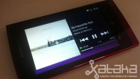 Sony Walkman Z1000. Análisis