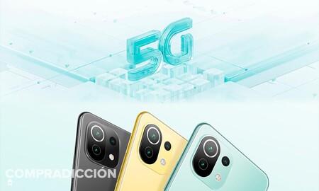 El Xiaomi Mi 11 Lite 5G es un equilibrado smartphone de gama media que puedes comprar por sólo 309 euros en tuimeilibre
