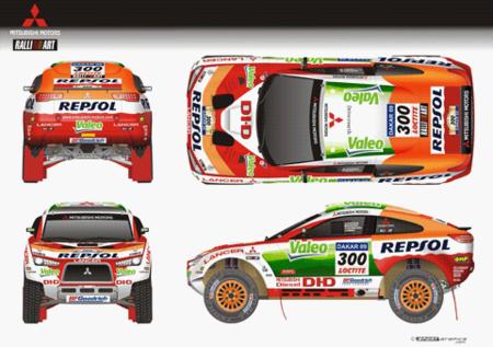 Mitsubishi se apunta al club de los que abandonan competiciones: se van del Dakar