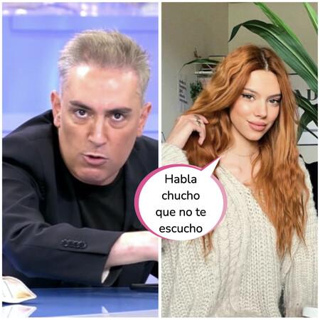 Kiko Hernández brota contra Alejandra Rubio y le envía el mensaje que podría marcar su final en Telecinco