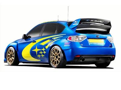 Subaru presenta su nueva arma