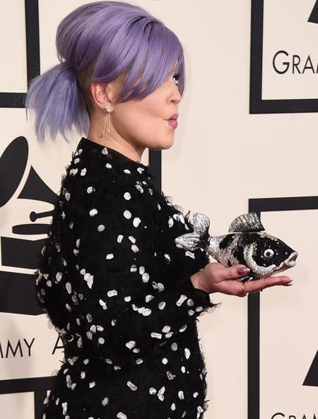 Kelly Osbourne Grammys 2015