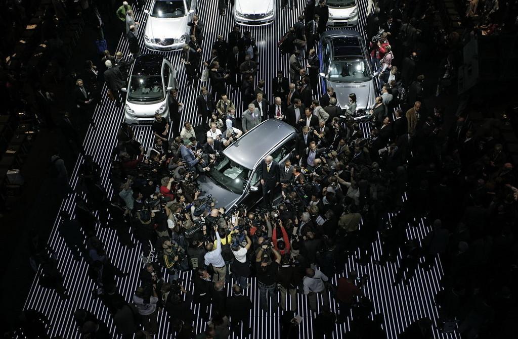 Foto de Salón de Frankfurt 2007: Mercedes Benz (15/18)