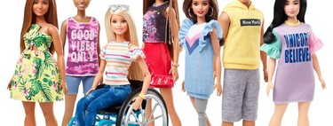 Una Barbie en silla de ruedas y otra con una pierna protésica, las nuevas muñecas de Mattel que apuestan por la inclusividad