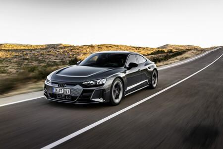 Audi RS e-tron GT: precio y lanzamiento oficial en México del gran turismo eléctrico de Audi que alcanza hasta 472 km con una carga