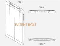 Patente de Samsung para pantalla curva y para mejores cámaras