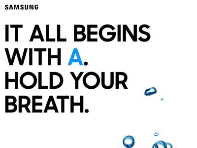 La línea Galaxy A 2017 de Samsung será resistente al agua