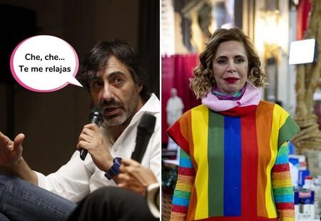 """Ágatha Ruiz de la Prada explota contra Juan del Val tras su discusión en 'El Desafío': """"Es un cretino"""""""