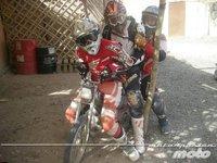 Marruecos 2011; Quinta etapa, Zagora, Erfoud, el fesh-fesh y la tormenta de arena