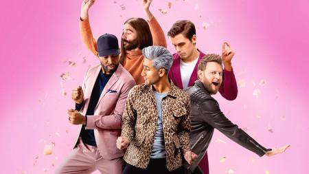 Netflix renueva 'Queer Eye' por una sexta temporada antes del estreno de la quinta
