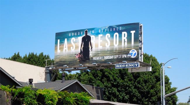 Last Resort Promo
