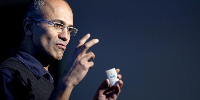"""Satya Nadella admite su derrota: """"claramente nos hemos perdido el auge de los móviles"""""""