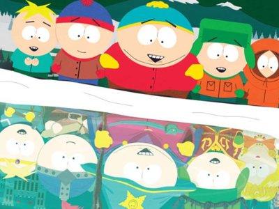Un juego cancelado de South Park se muestra por primera vez en video