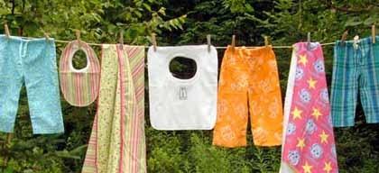 10 consejos para comprar la ropa del bebé