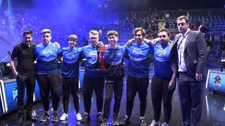 Giants Gaming suda para coronarse campeón de SLO en la mejor final de la historia