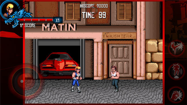 Double Dragon Trilogy renace y llega a Android e iOS