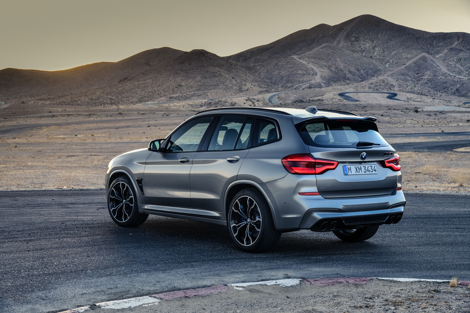 Foto de BMW X3 M 2020 (Presentación) (68/80)