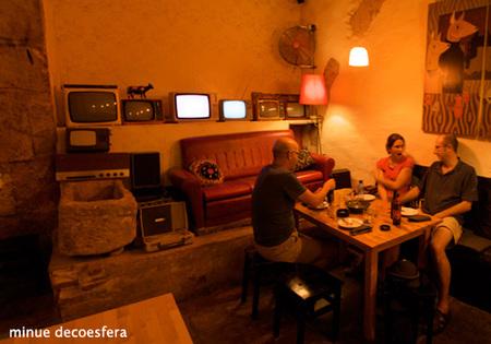 retro- restaurante