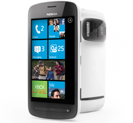 Nokia PureView Windows Phone