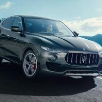 Maserati prepara una versión V8 de la Levante