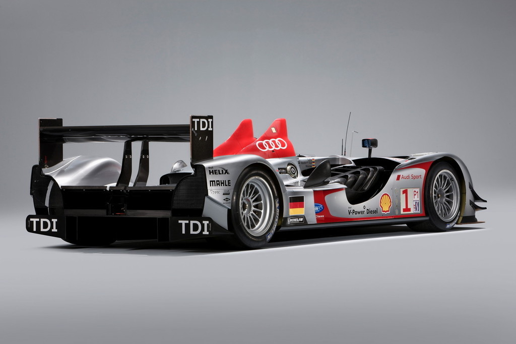 Foto de Audi R15 Estudio (7/48)